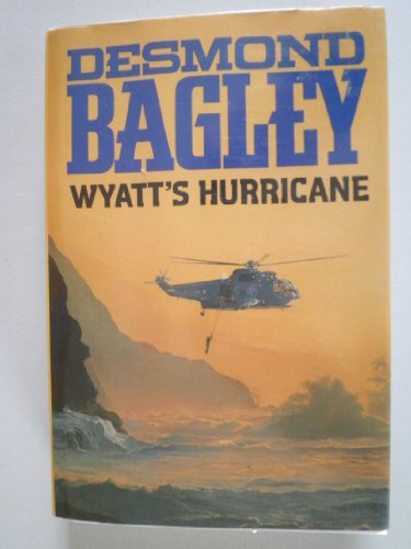 9780002219044: Wyatt's Hurricane