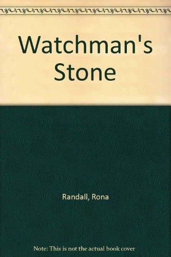 9780002219549: Watchman's Stone