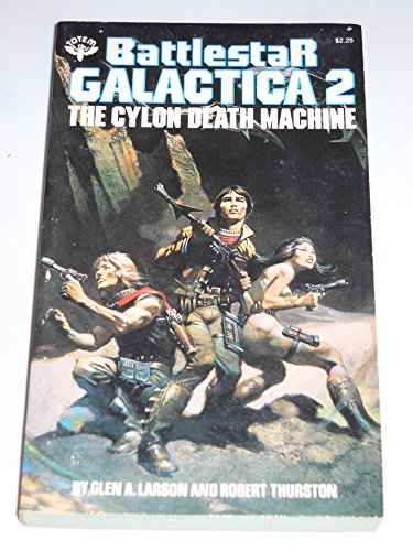 9780002220293: Battlestar Galactica 2  .. The Cylon Death Machine