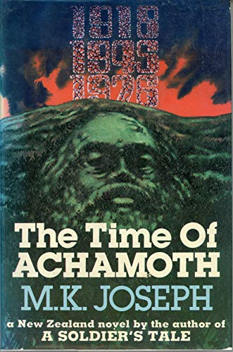 9780002223027: The Time of Achamoth