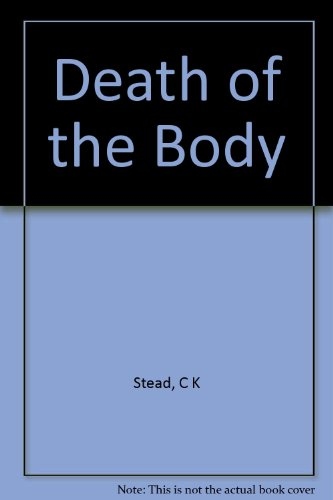 9780002223201: Death of the Body