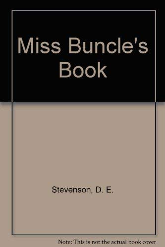 Miss Buncle's Book: D. E. Stevenson