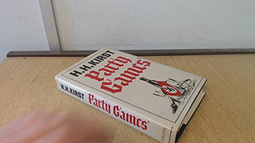 9780002224192: Party Games