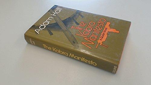 9780002224871: The Kobra Manifesto
