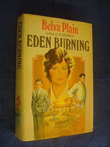 Eden Burning: Plain, Belva