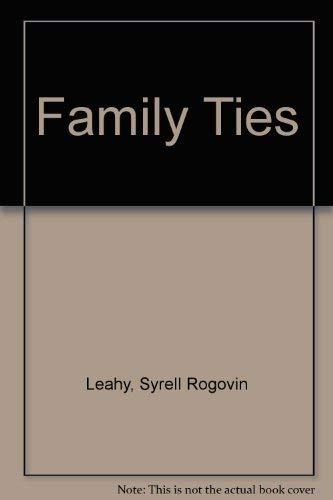 9780002227223: Family Ties