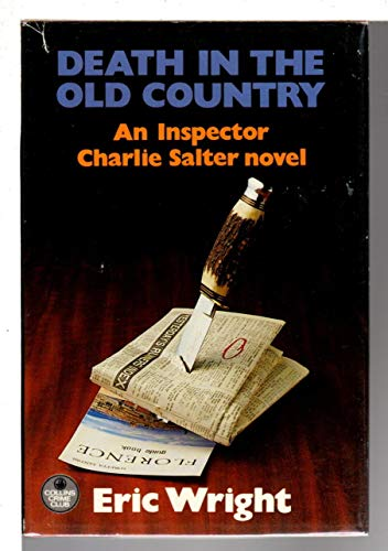 9780002228473: Death in the old country