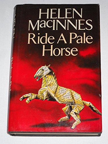 9780002228718: Ride a pale horse