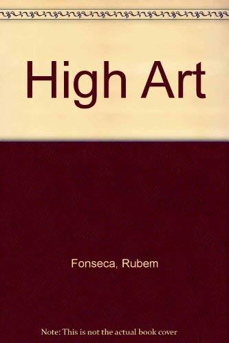 9780002228916: High Art