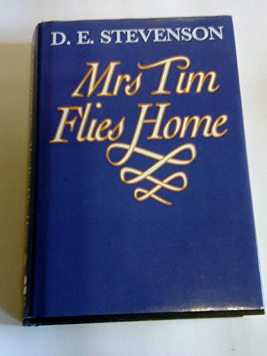 9780002229050: Mrs. Tim Flies Home