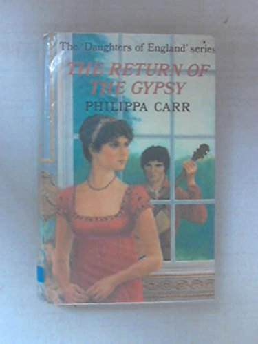 9780002229166: The Return of the Gypsy (Daughters of England)