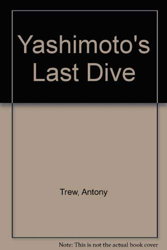 9780002229210: Yashimoto's Last Dive