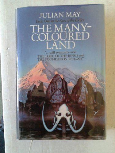 9780002229302: Many-coloured Land (Saga of the exiles)