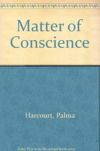 9780002229500: Matter of Conscience