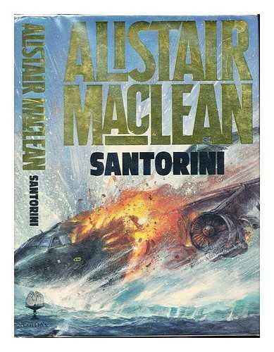 Santorini (0002229528) by Alistair MacLean