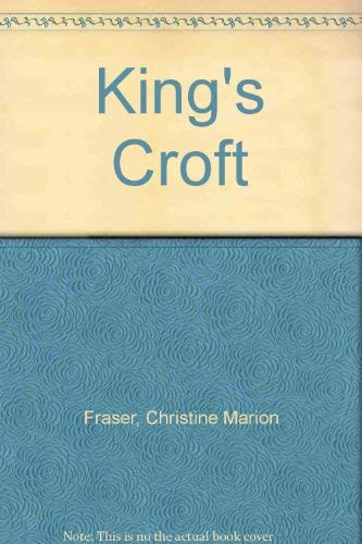 9780002230285: King's Croft