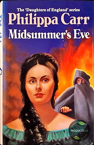 9780002230643: Midsummer's Eve (Daughters of England)