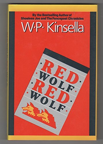 9780002231831: Red wolf, red wolf