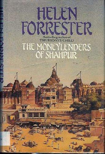9780002231893: Moneylenders of Shahpur