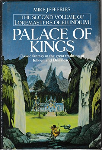 9780002232395: Palace of Kings