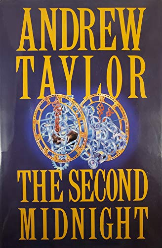 The Second Midnight ( SIGNED BY ANDREW TAYLOR )
