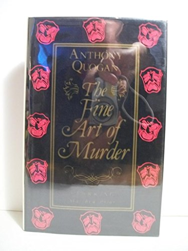 9780002232838: FINE ART OF MURDER