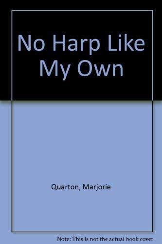 9780002233217: No Harp Like My Own