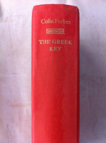 9780002234436: The Greek Key (Hardback)