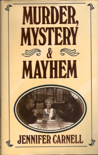 9780002234542: Murder, mystery and mayhem