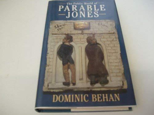 9780002234788: The Public World of Parable Jones
