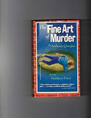 9780002234900: The Fine Art of Murder