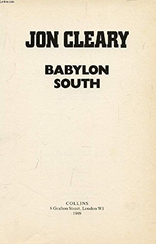 9780002235341: Babylon South: A Scobie Malone Novel