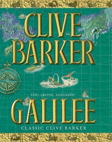 Galilee: Barker, Clive