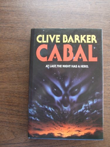 Cabal: BARKER, Clive (SIGNED).