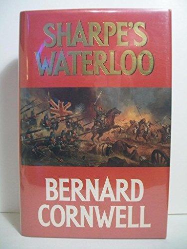 Sharpe's Waterloo: Cornwell, Bernard