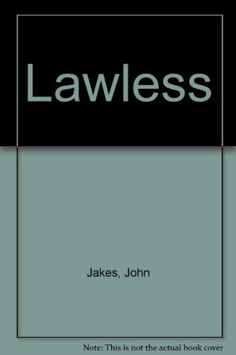 9780002237826: Lawless