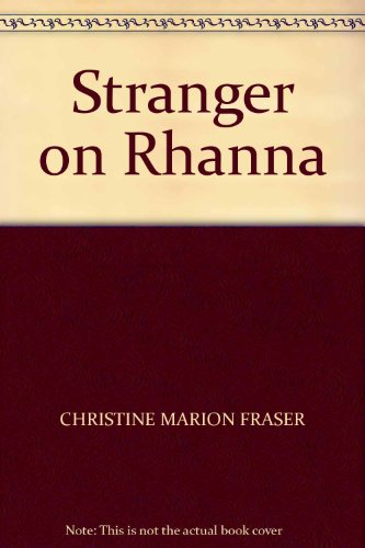 9780002238137: Stranger on Rhanna