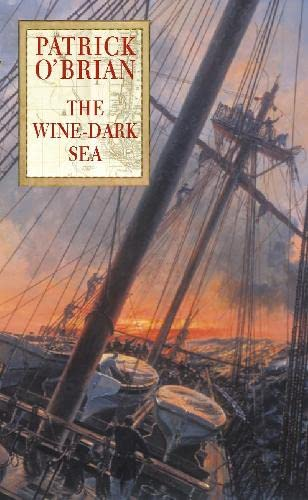 9780002238267: The Wine-Dark Sea (Aubrey/Maturin series)