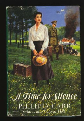9780002238588: A Time for Silence