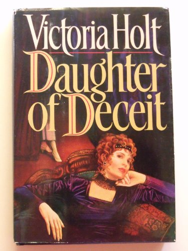 9780002238649: Daughter of Deceit