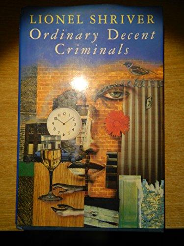 9780002239486: Ordinary Decent Criminals