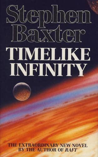 Timelike Infinity SIGNED COPY: Baxter, Stephen.