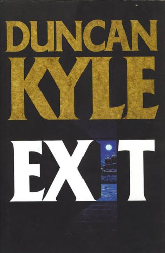 9780002240413: Exit