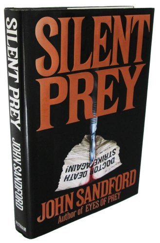 9780002240420: Silent Prey