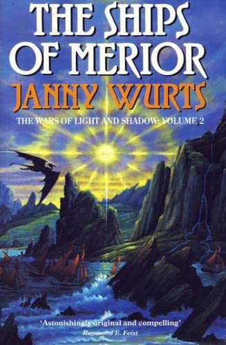 9780002240789: THE SHIPS OF MERIOR (WARS OF LIGHT SHADOW S.)
