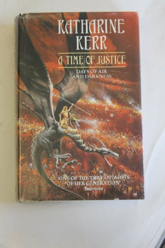 9780002241410: A Time of Justice: Days of Air and Darkness
