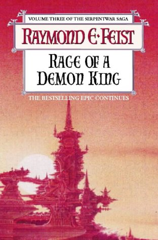 9780002241496: Rage of a Demon King: Book III of the Serpentwar Saga