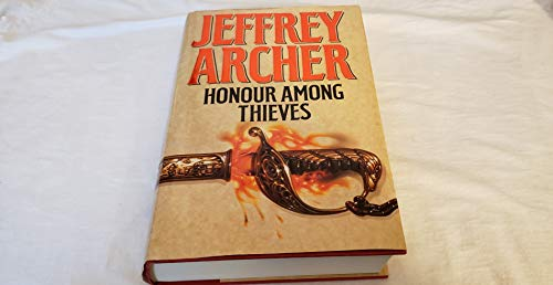 9780002242882: Honour among thieves