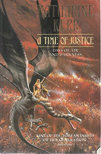 9780002242981: A Time of Justice Days of Justice and Darkness