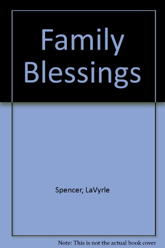 9780002243049: Family Blessings